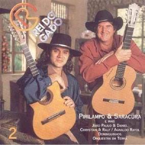 Cd Lacrado Novela Rei Do Gado 2 Pirilampo & Saracura 1996