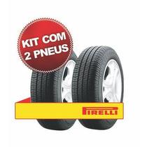 Kit Pneu Pirelli 185/70r13 P400 85t 2 Un - Sh Pneus