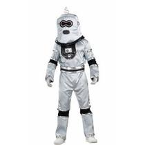 Foro Novedades Infantil Robot Traje - Large