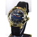 Reloj Militar Army Vostok Komandirskie Ruso Aviador Ejercito