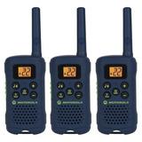 Walk Talk Motorola Mg-163tpa 16ml 3 Kit