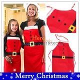 Delantal Navideño De Navidad Ropa De Diseño Satanás Claus