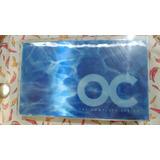 The Oc Dvd Gift Set Book Com Luva Acrílico 28 Discos