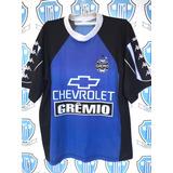 cf2bae1d1d Camisa Treino Gremio Kappa - Futebol no Mercado Livre Brasil