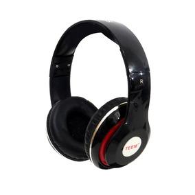 Headphone Universal Preto Fone De Ouvido Headfone Beats Teem