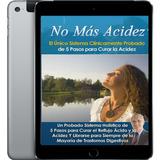 No Mas Acidez - Gastritis - Libro Digital - Pdf Jeff Martin