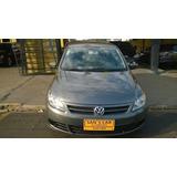 Volkswagen Voyage 1.0 Cinza 2012