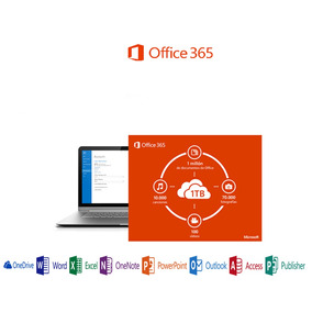 Office 365 / 5 Pc O Mac/ 1 Año / 1 Usuario / Android / Ios