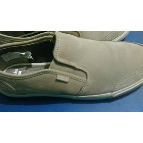 Zapatos Para Caballeros Clarks Tipo Vans Talla 8