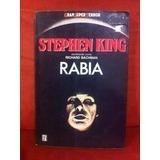 Rabia Stephen King Ed Roca 1a Ed Español Original Prohibido