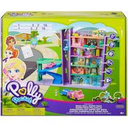 Polly Pocket Pollyville Mega Mall Super Pack