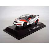 Miniatura Honda Civic Geração 09 Competição 1/43.