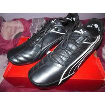 Zapatillas Puma Ducati Motorazzo 2 Nuevos De Cuero