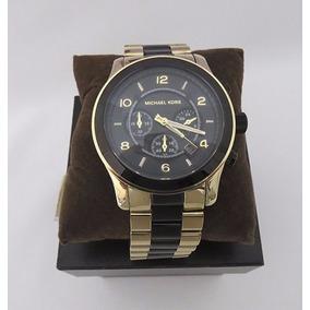 Relogio Michael Kors Amarelo Mod Mk 8236 Esportivo - Relógios De ... dd1ebd66ac