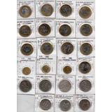 Moneda Veinte Pesos Conmemorativas Colección De 23 Piezas