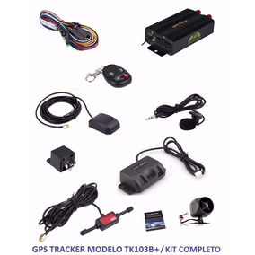 Gps Tracker 103b Plus Rastreo C/remoto Alarma Aperturaseguro