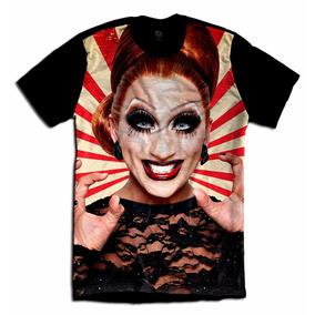 Camiseta Rupaul Bianca Del Rio Star Race Drag Queen Lgbt
