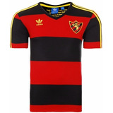 Camisa Sport Recife adidas 110 Anos Ab3172 Original + N.f