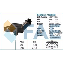 Sensor Map Fiat 500 Grande Punto Bougicord Frances 15019f