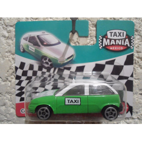 Chevrolet Chevy Taxi Ecologico D F - Gashaball - 1/64