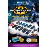 Batimoviles Coleccion Peru 21 Completo En Arequipa
