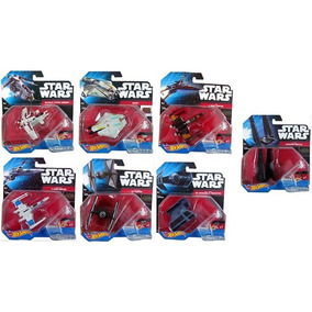 Naves Star Wars - Hot Wheels