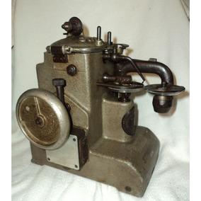 Antiga Maquina De Costura Strobel Alemã