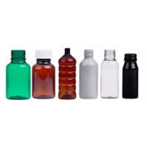 Kit 100 Botellas De Pet 125ml Tapa Inviolable Envío Gratis ¡