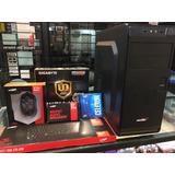 Pc Nueva - Intel Celeron - 4gb Ddr 4 - Disco 1 Tb
