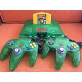 Nintendo 64 + 12 Juegos Envio Gratis