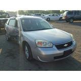 Chevrolet Malibu 2004-2008: Cuerpo De Aceleracion