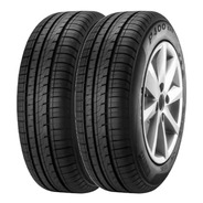 Combo X2 Neumaticos Pirelli 185/65r14 P400ev 86t Cuotas
