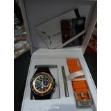 Reloj Technomarine Cruise 45mm Original Con Su Estuche