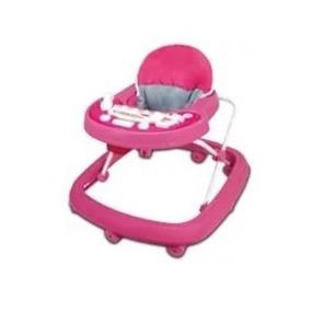Andador Bonpoint Musical Infantil 8 Rodas Azul Ou Rosa