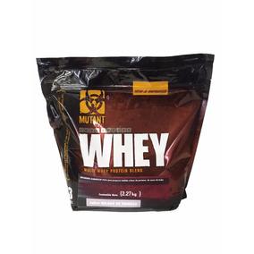 Proteina Mutant Whey 5 Lb (63 Srvs) Vainilla