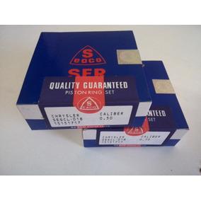 Anillos Dodge Caliber 2.0l 1,2 X 1,2 X 2,0 Mm / 86m 020-030