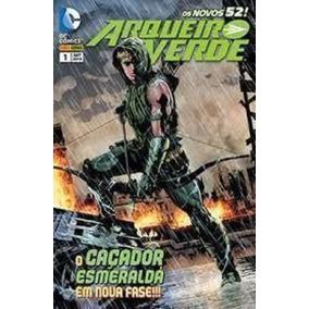 Arqueiro Verde - Os Novos 52! - 2 Volumes ( Nº 1 E Nº 2)