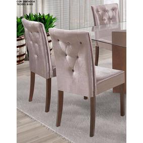 Cadeira Para Mesa De Jantar Classic Kit C/2 - Matos E Lopes