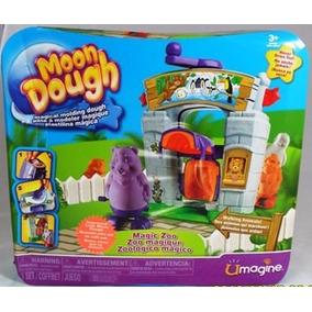 Zoologico Mágico Moon Dough Compatible Play Doh