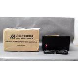 Fuente Voltaje Regulada 13.8 Volt Astron 20 Amp Nueva