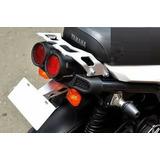 Cola De Pato Metalica De Lujo Para Yamaha Bws 125 Carburador