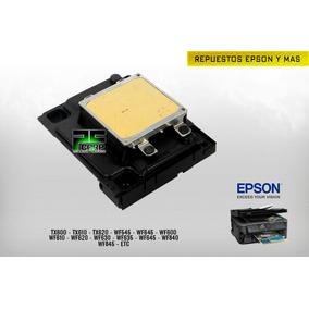 Cabezal Epson Tx600 Tx610 Tx620 Wf545 Wf645 Wf620 Wf840 Etc.