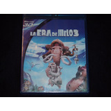 Blu Ray La Era De Hielo 3 3d