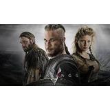 Vikingos - 5 Ta Temporada - Estreno Dvd