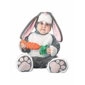 Disfraz Conejo Bebe Niñas Niños Halloween Disfraces Animales