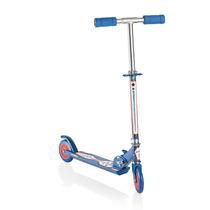 Patinete Infantil De 2 Rodas Azul Menino Brinquedo Seguro