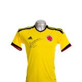 Camiseta De Cuadrado,grande Del Fútbol Colombiano, Juventus