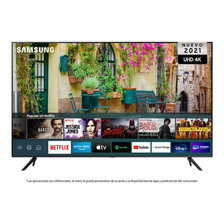 Led Samsung 58  Au7000 Uhd 4k Smart Tv 2021