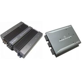 Amplificador Digital Power Systems A1000 + A400 4c