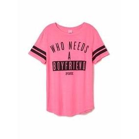 Victoria Secret Remera Pink